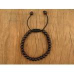 MB29 Bracelet Tibétain en Bois